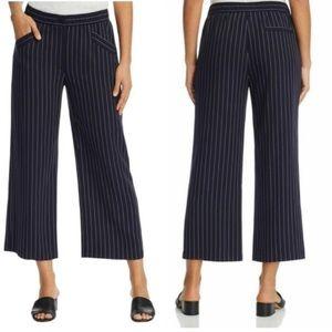 NWT Eileen Fisher Woven Tencel Grain Stripe Pants